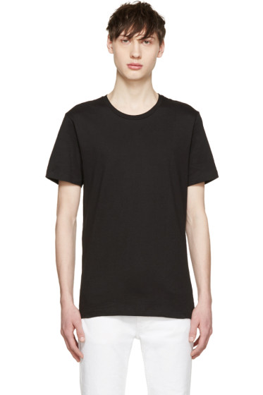 Calvin Klein Underwear - Black Crewneck T-Shirt Three-Pack