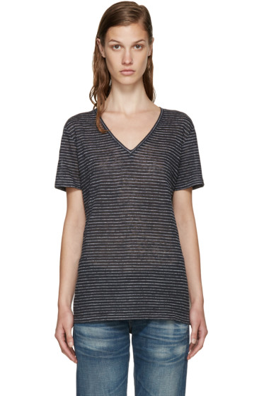 Rag & Bone - Black & White Base T-Shirt