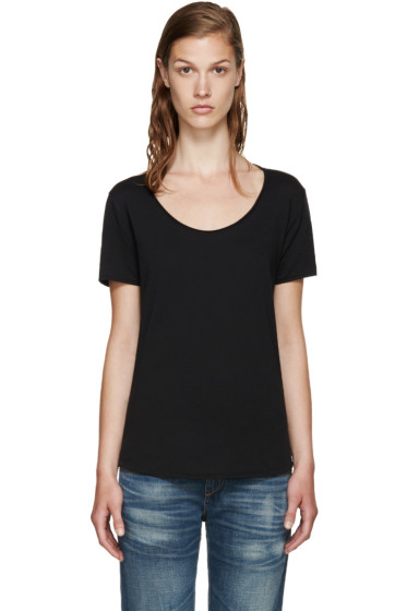 Rag & Bone - Black Slacker T-Shirt