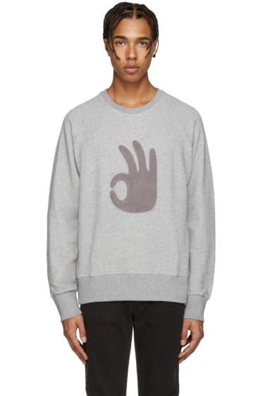 Rag & Bone - Grey Okay Pullover