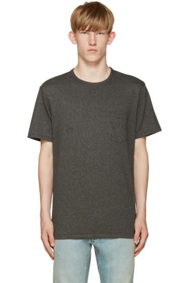 Rag & Bone - Grey Standard Issue T-Shirt