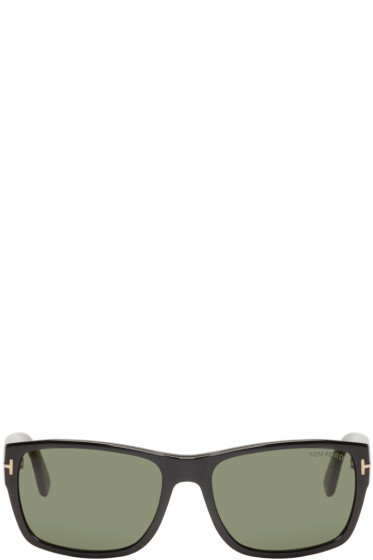 Tom Ford - Black Mason Sunglasses