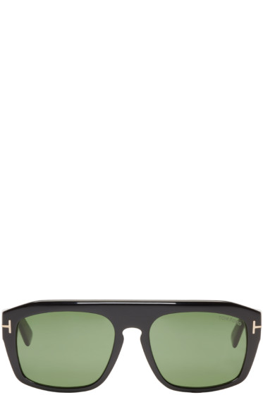 Tom Ford - Black Conrad Sunglasses