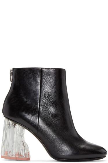 Acne Studios - Black Ora Glass Boots