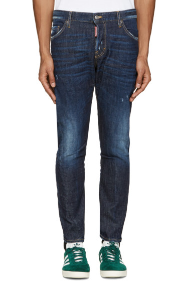 Dsquared2 - Blue Everything Wash M.B Jeans