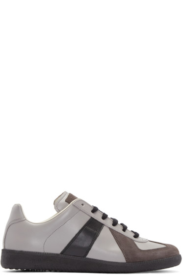 Maison Margiela - Grey Replica Sneakers