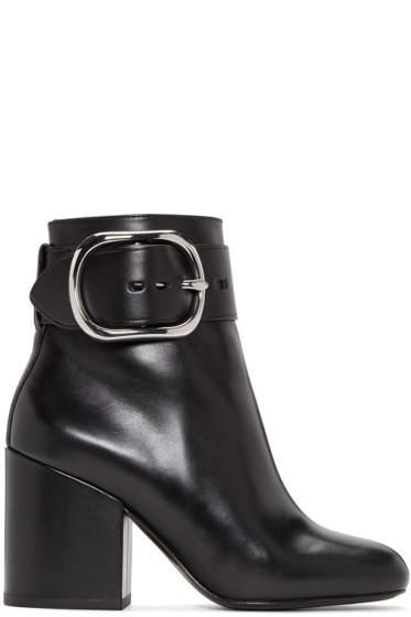 Alexander Wang - Black Kenze Boots