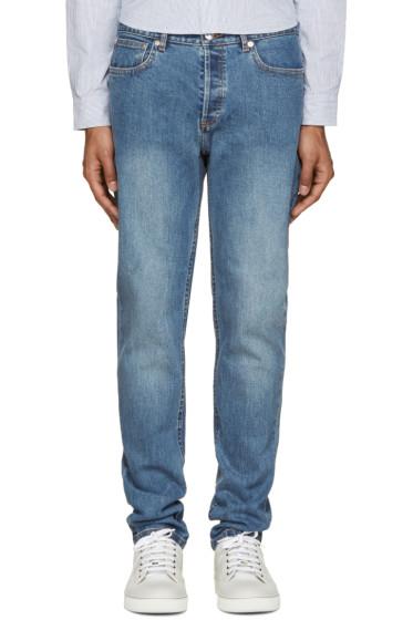 A.P.C. - Indigo Petit New Standard Jeans