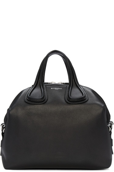 Givenchy - Black Medium Nightingale Bag