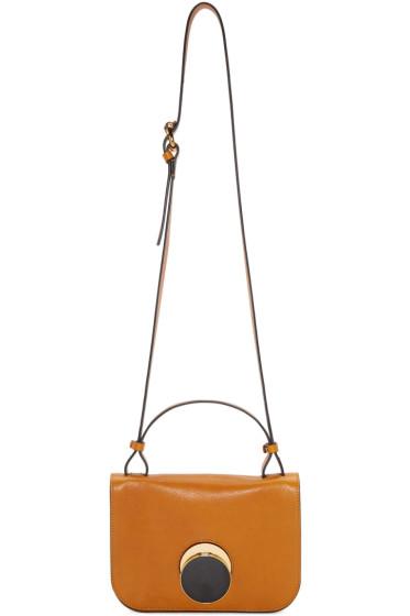 Marni - Tan Pois Shoulder Bag