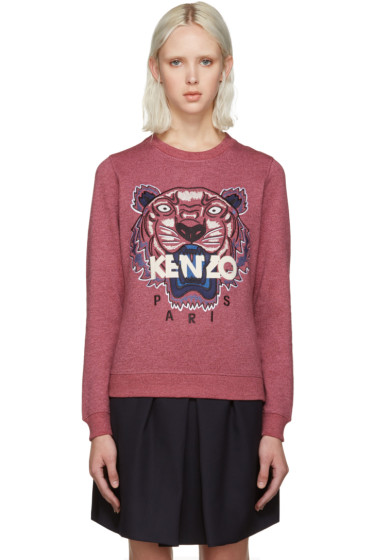 Kenzo - Pink Tiger Pullover