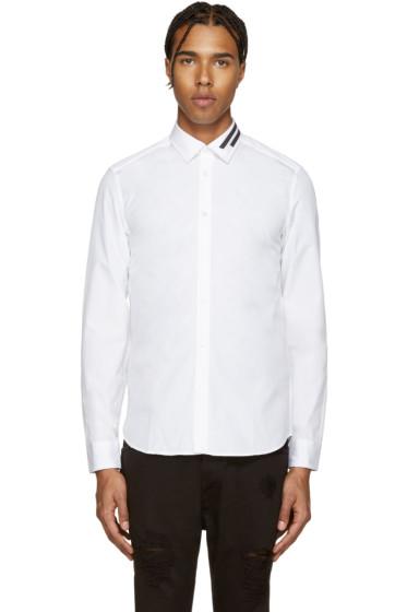 Kenzo - White Poplin Shirt