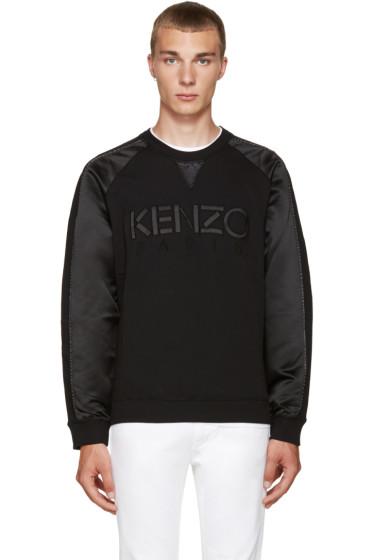 Kenzo - Black Paris Pullover