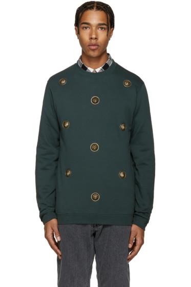 Versus - Green Lion Sweatshirt