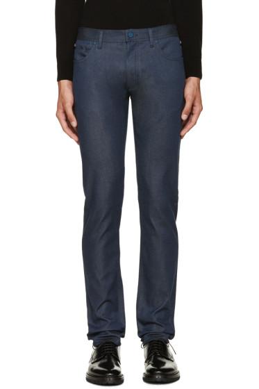 Calvin Klein Collection - Blue Graft Jeans