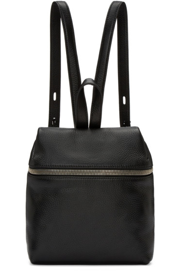 Kara - Black Small Backpack