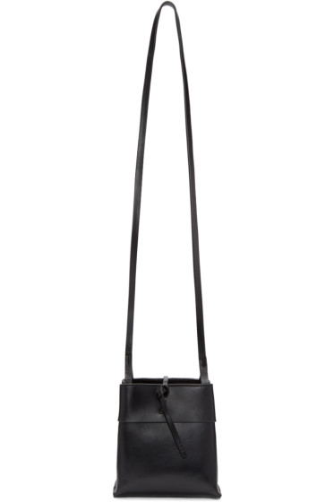 Kara - Black Nano Tie Bag