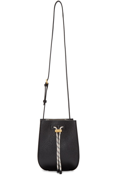 Maiyet - Black Mini Sia Bucket Bag