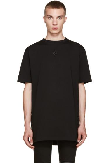 Marcelo Burlon County of Milan - Black Cerry Bayo T-Shirt