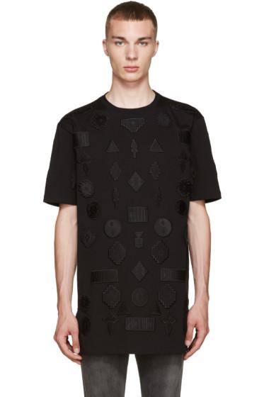 Marcelo Burlon County of Milan - Black Peteroa T-Shirt