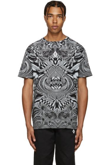 Marcelo Burlon County of Milan - Black Fitz Roy T-Shirt