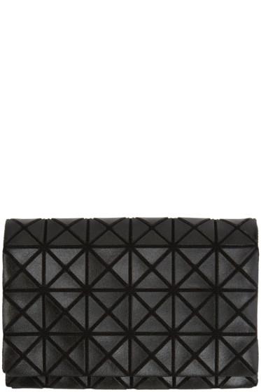 Bao Bao Issey Miyake - Black Geometric Card Holder