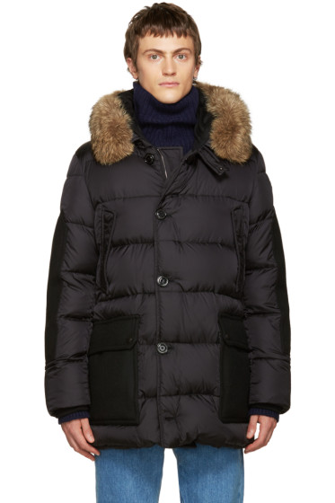 Moncler - Black Down Gaze Jacket