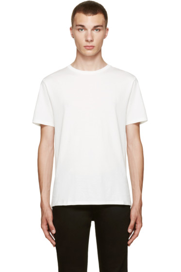 Acne Studios - White Measure T-Shirt