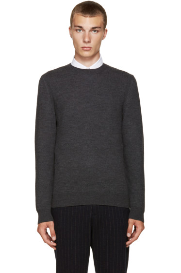 A.P.C. - Grey Shore Sweater