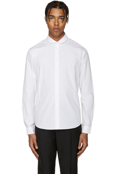 Carven - White Logo Shirt