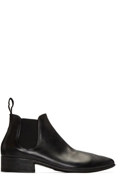 Marsèll - Black Cuneo Chelsea Boots