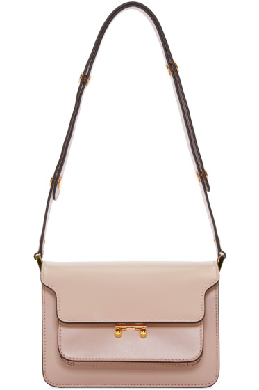 Marni - Pink Small Trunk Bag