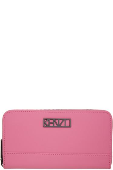 Kenzo - Pink Kalifornia Wallet