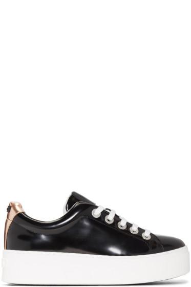 Kenzo - Black Platform Sneakers