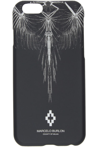Marcelo Burlon County of Milan - Black Antofalla iPhone 6 Case