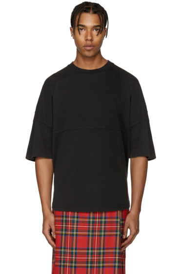 Palm Angels - Black Basic T-Shirt