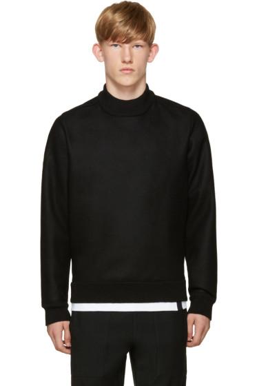 Stephan Schneider - Black Sketch Pullover