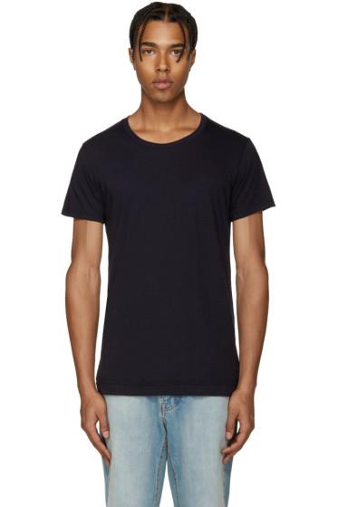 John Elliott - Navy Mercer T-Shirt