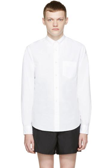 Acne Studios - White Isherwood Pop Shirt