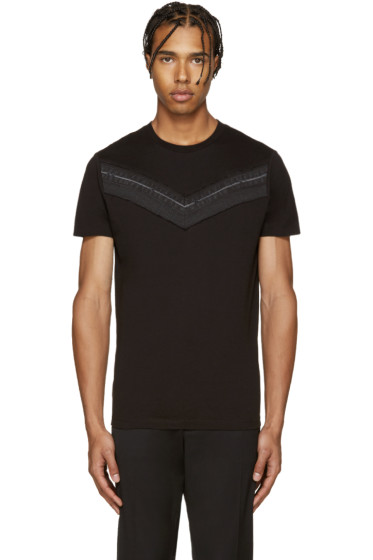 Diesel - Black T-Vegal T-Shirt