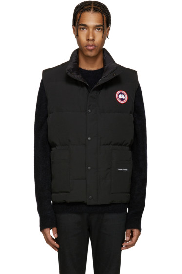 Canada Goose - Black Down Freestyle Vest