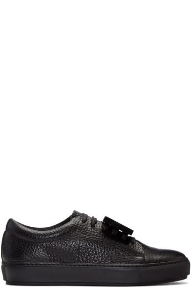 Acne Studios - Black Adriana Sneakers
