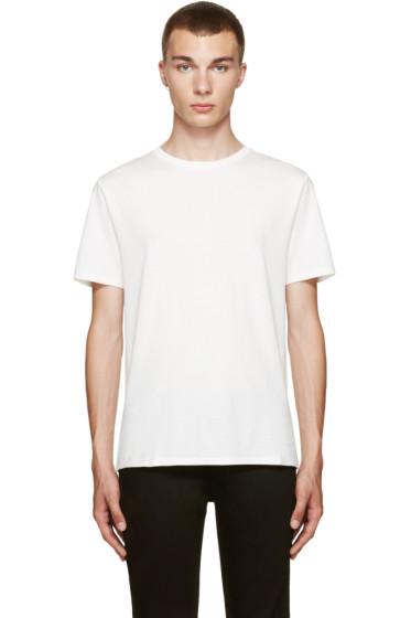 Acne Studios - White Measure T-Shirt