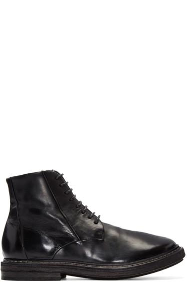 Marsèll - Black Dru Boots