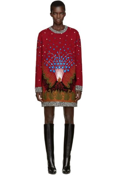 Valentino - Red Enchanted Wonderland Dress