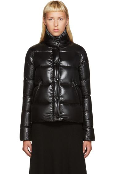 Moncler - Black Down Brethil Jacket