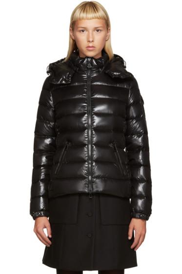 Moncler - Black Down Bady Jacket