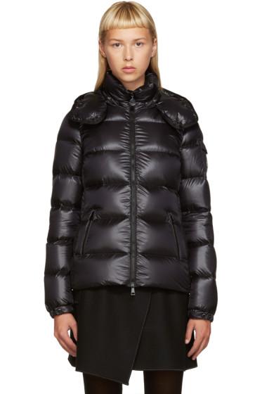 Moncler - Black Down Berre Jacket
