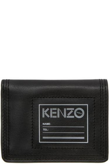 Kenzo - Black ID Card Holder