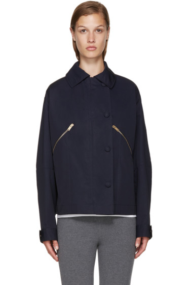 Stella McCartney - Navy Technical Jacket